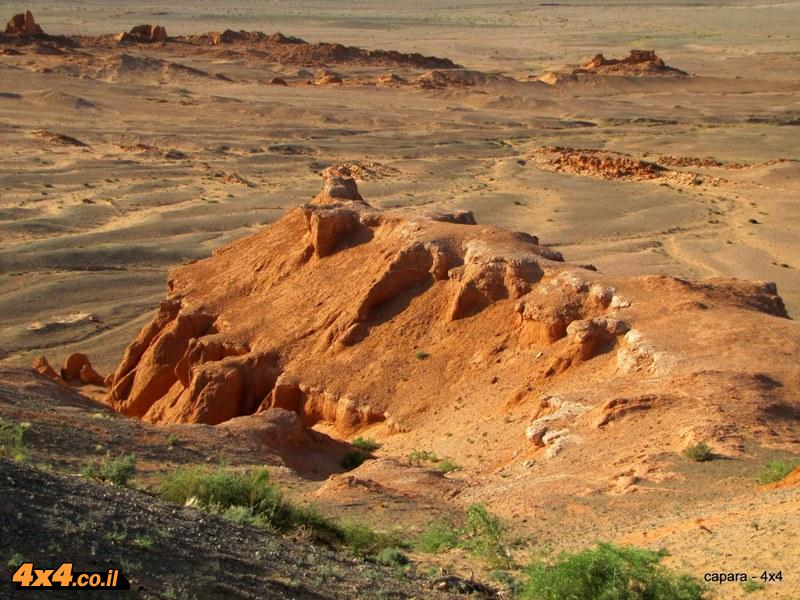 ביום החמישי: עמק הדינוזאורים