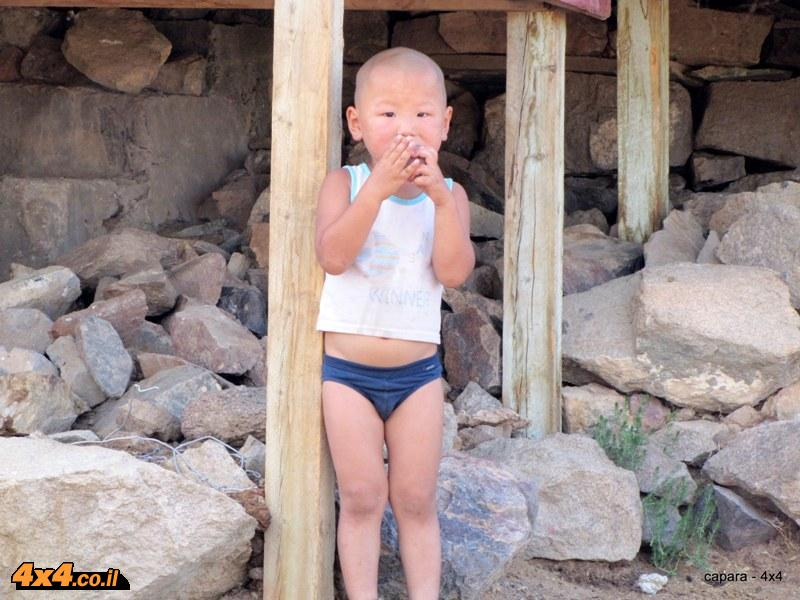 אונגי קניון - ביקור במנזר בודהיסטי