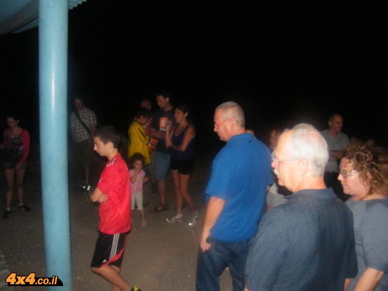 תמונות מטיול ליל ירח בעמק ליל שישי, אוגוסט 2011