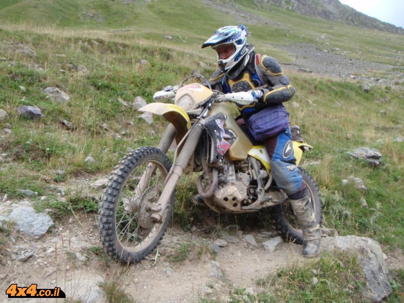 קצ'קר עם אופנועי שטח - צפון מזרח טורקיה