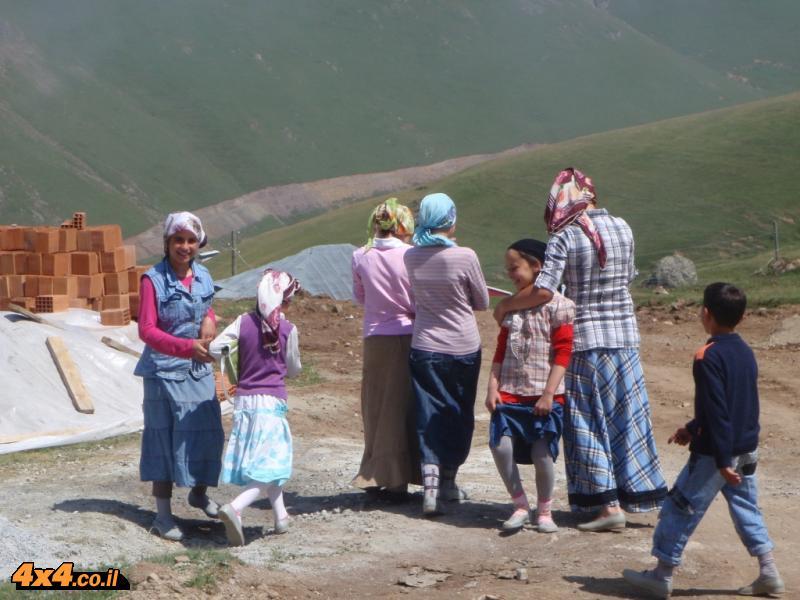 הכנסת אורחים כמו שרק כפריים יודעים להעניק