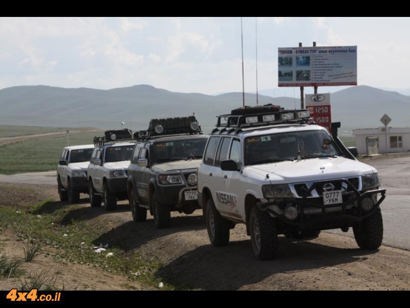 תמונות היום התשיעי: אולן באטר - בירת מונגוליה