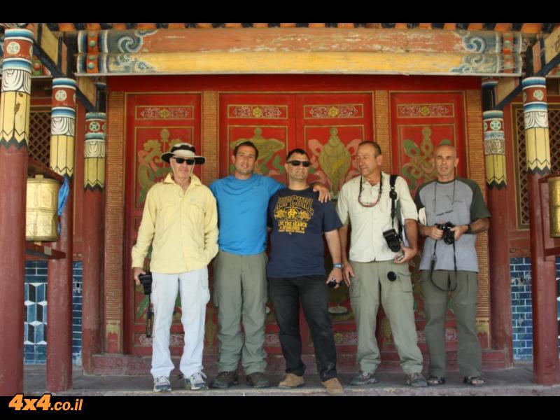 תמונות היום השני: ללב ההרים והמקדש הנסתר