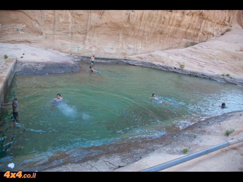 ירדן - מסע ג'יפים, קיץ 2011