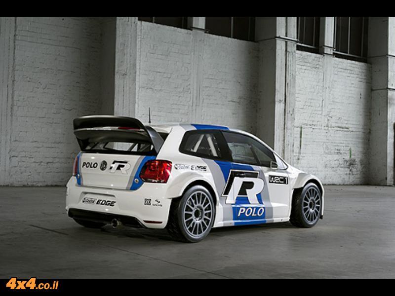 פולו WRC