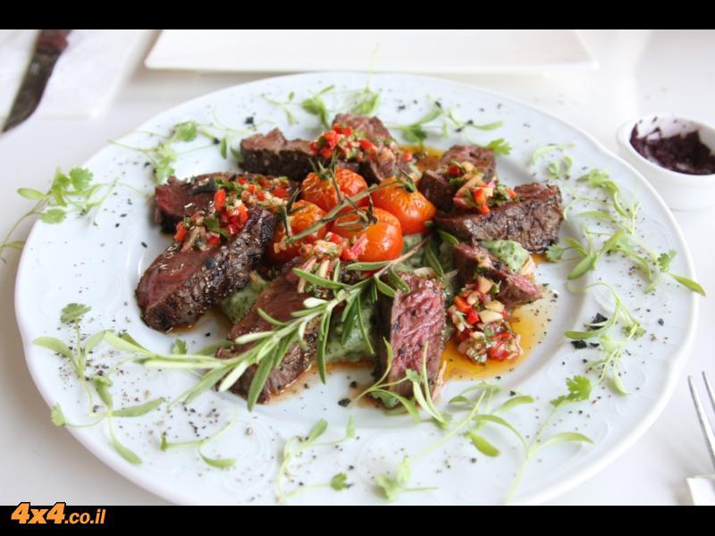 מסעדת קימל – גורמה למרגלות הגלבוע
