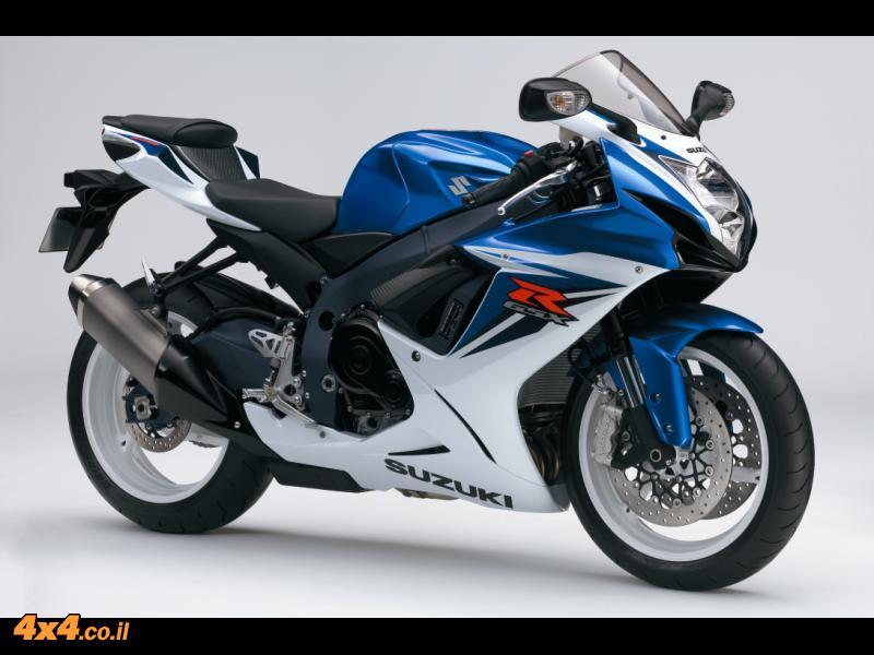 סוזוקי R 600  R 750