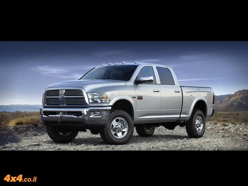 Power Wagon גרסת 2012