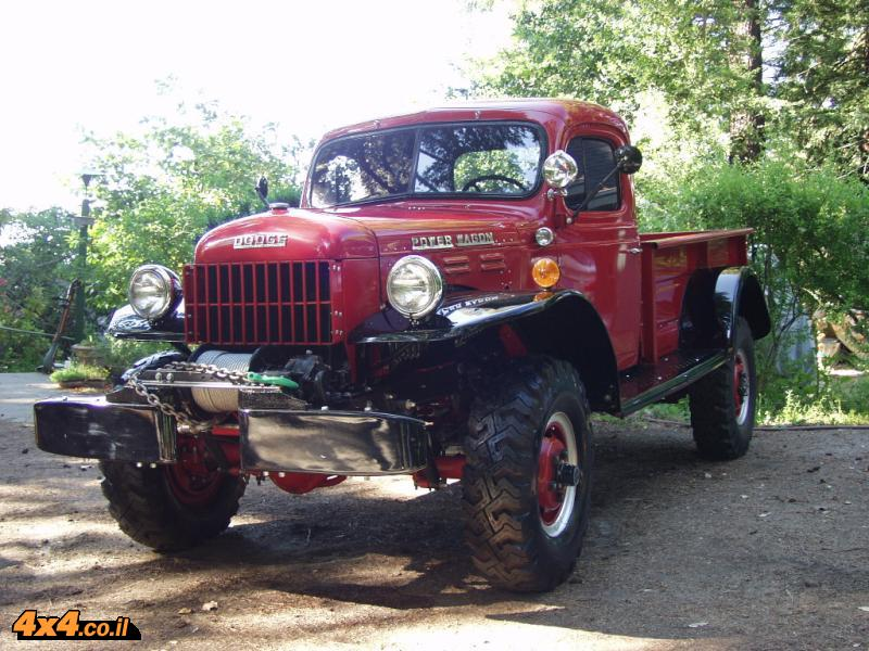 ה-Power Wagon המקורי