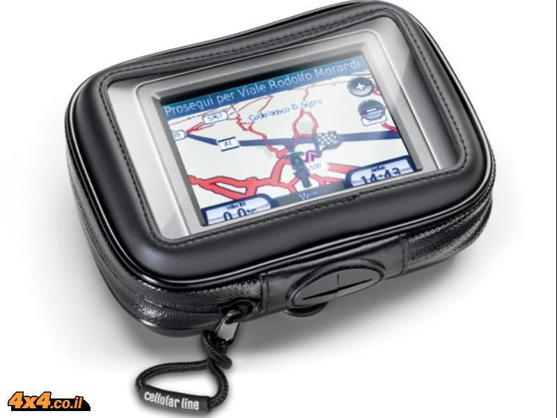 חדש ב'ארנב אנרגיה': מתקני נשיאה ייעודיים לסמארטפונים ומכשיר GPS לאופנועים וקטנועים
