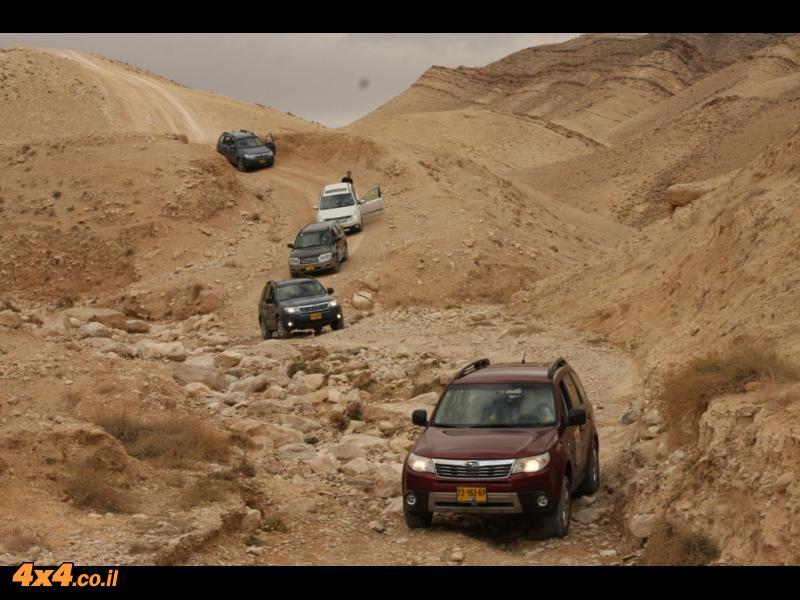 טכני במדבר יהודה