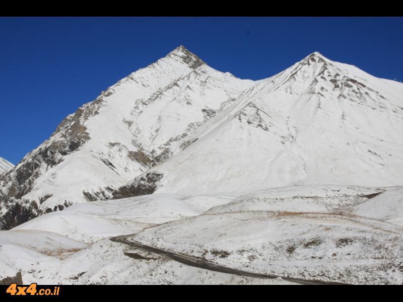 הרי הקווקז הגבוה
