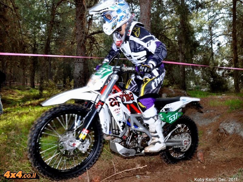 אליפות ישראל באנדורו אופנועים – 87 סיבות טובות לרכוב בשטח