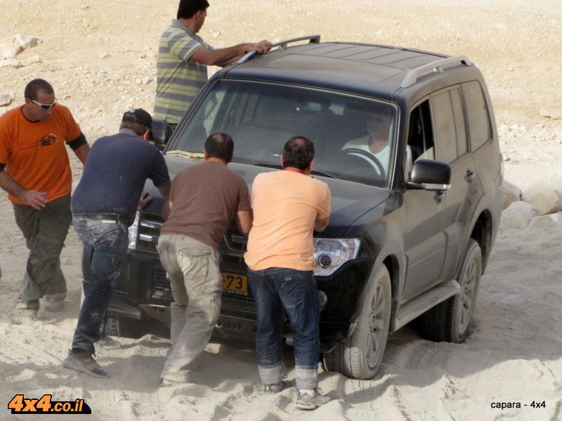 נסיון ראשון ועבודת צוות בחילוץ