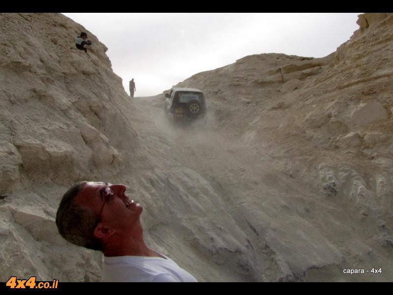 איילה במדבר - זוכה לפרגון ועידוד מצד החברים
