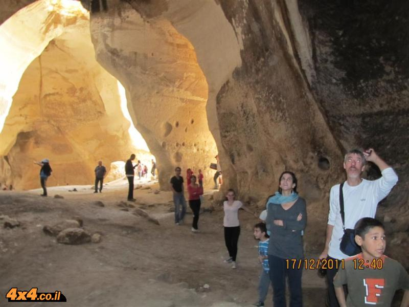מתל צפית למערות לוזית
