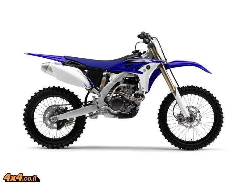 אופנועי מוטוקרוס מבית ימאהה