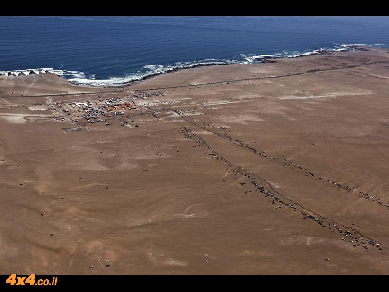 דקאר 2012: איריס ממשיכה לדווח מהחמ''ל בארץ