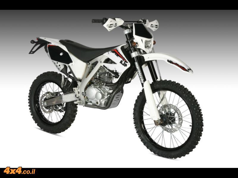 לרגל השקת אופנועי AJP - מחירים מיוחדים למשלמים במזומן