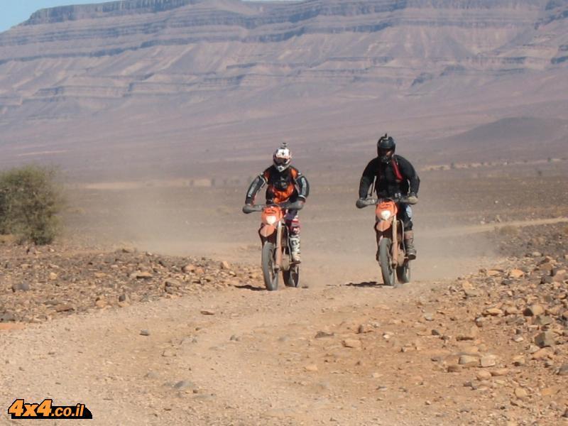 היום הרביעי: מטאזרין דרך זאגורה ומחמיד עד ללב המדבר