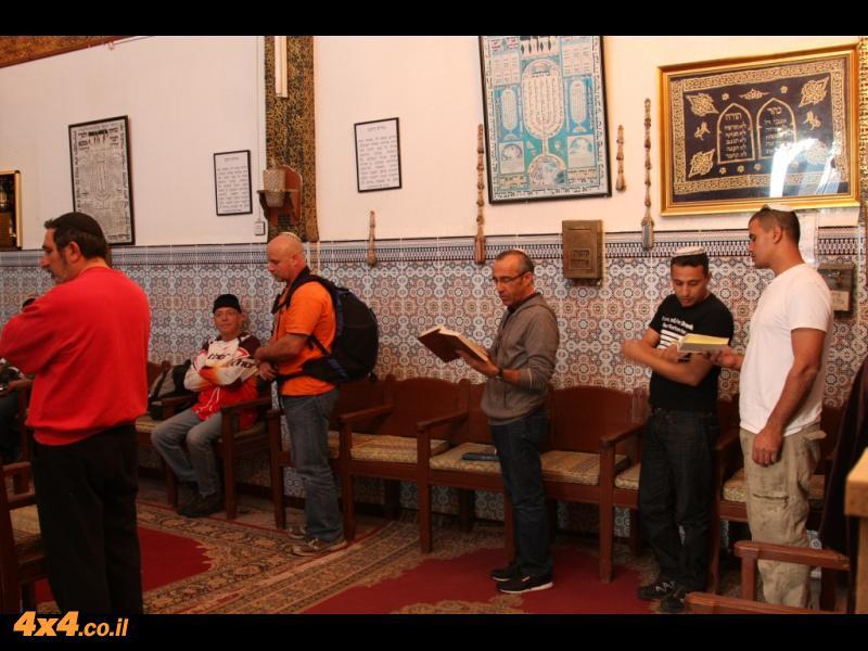 חוויות עירוניות ממרקש - הרובע היהודי וכיכר העיר