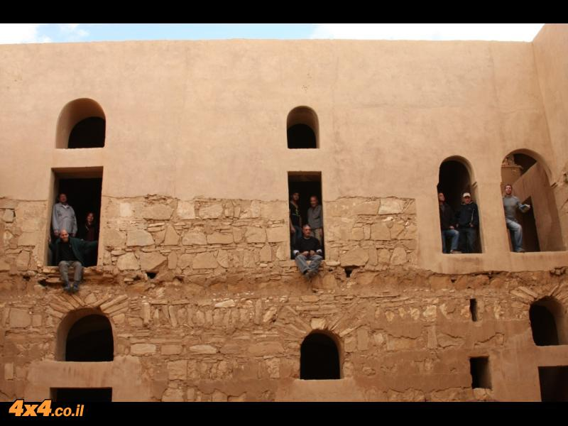 ביום הרביעי - במצודת חארנה