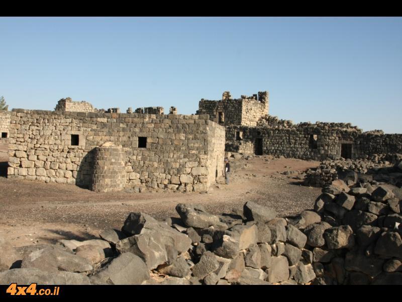 אזרק אל דרוז - 2,000 שנים של היסטוריה בין אבני הבזלת