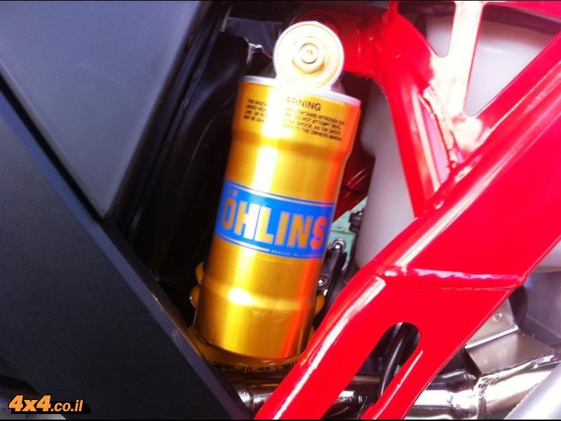 gas gas 300R  - מה חדש