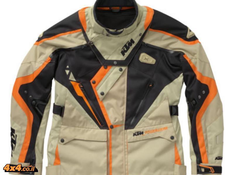 ביגוד בפולאריס - KTM: