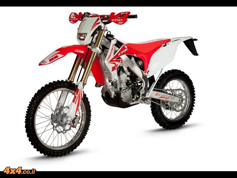 אופנועי HM הדגמים החדשים לשנת 2012