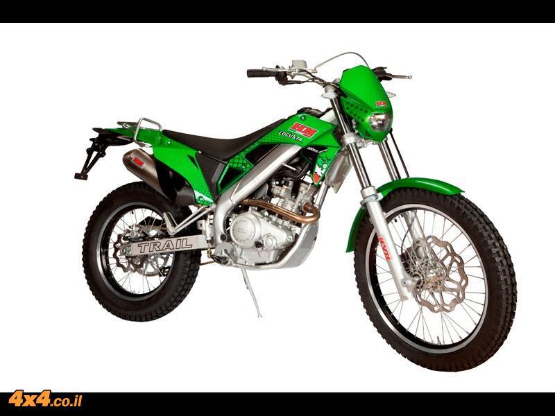 אופנוע Locusta 200