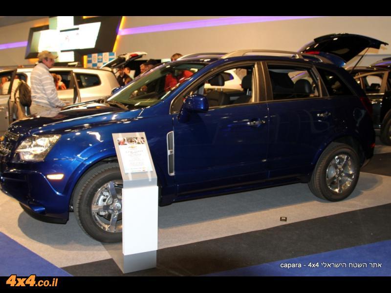 תערוכת רכב ואופנועים - אוטומוטור 2012