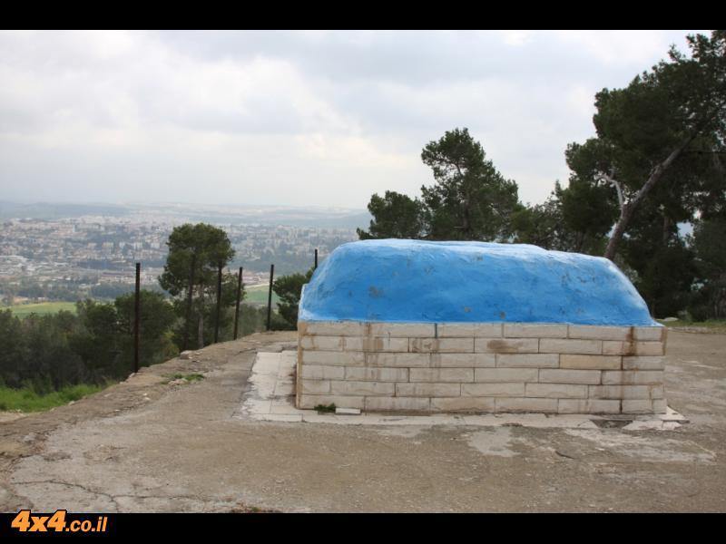 קבר שמשון ואביו מנוח