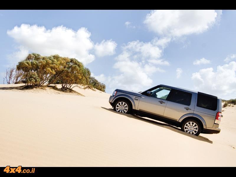לנד-רובר דיסקברי 4 Land Rover