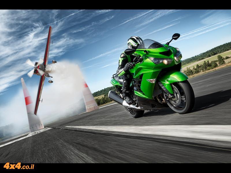 חדשות הכידון - ידיעות אופנועים וטרקטורונים 16.5.12