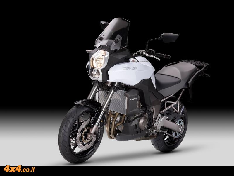 אופנוע New VERSYS 1000