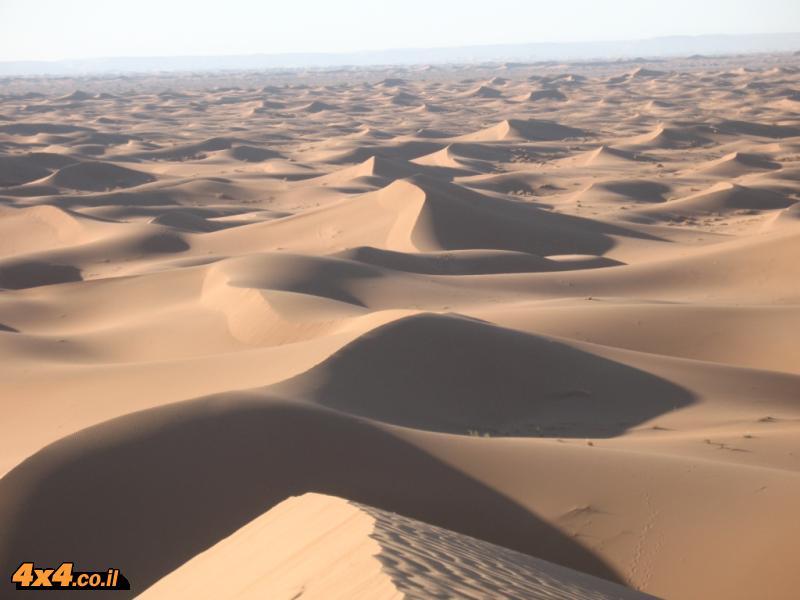 רק חול וחול - מגרש משחקים ענק לאוהבי אתגרים (וחילוצים)