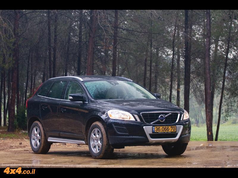 מבחן דרכים -  וולוו XC60 דיזל VOLVO