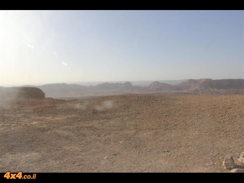 ממעלה הר כיפה למצפה רותם שני ( מצפה הר כיפה)