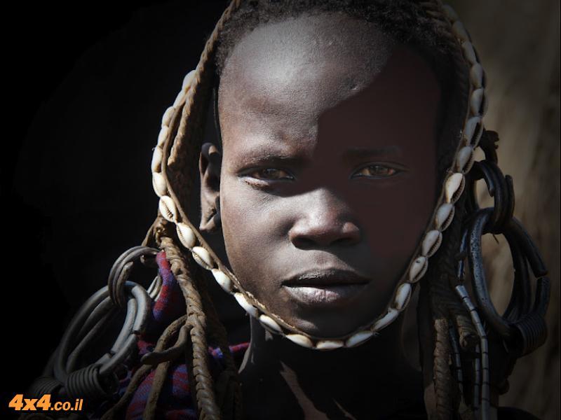 דרום אתיופיה - מסע מרתק אל השבטים הנידחים של עמק האומו