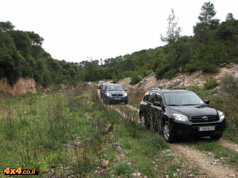 יוון - פסח 2012 לחצי האי פלופונס