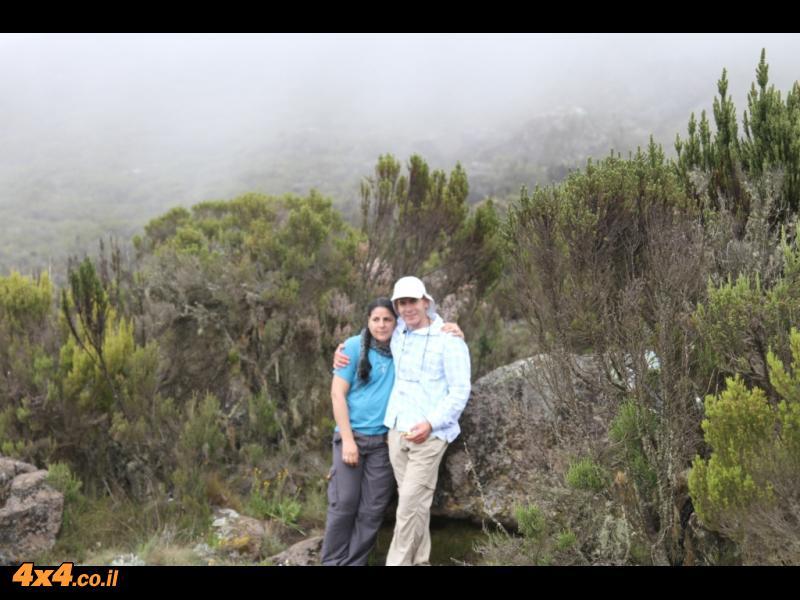 היום השני: ממנדרה עד הורומבו 3,720 מטרים
