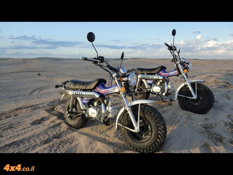 חדשות הכידון - ידיעות אופנועים וטרקטורונים 9.7.12