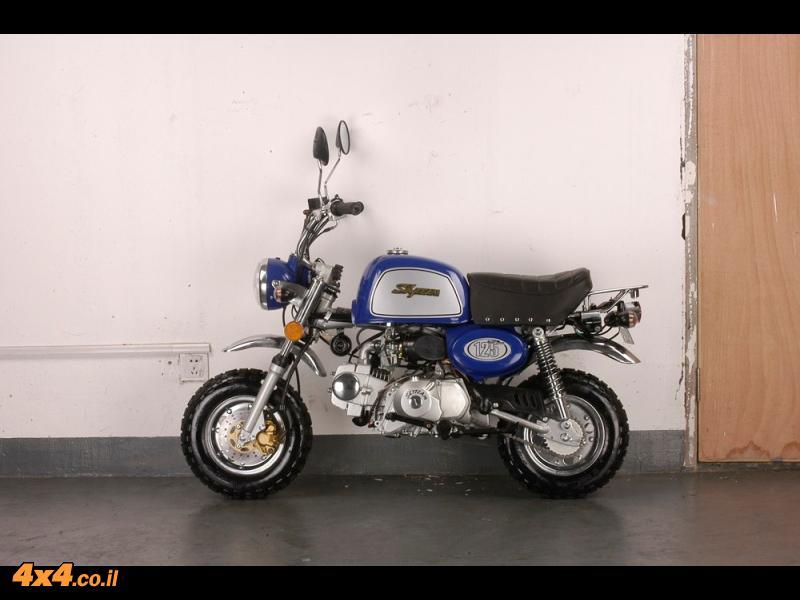 דגמים נוספים של אופנועי Skyteam