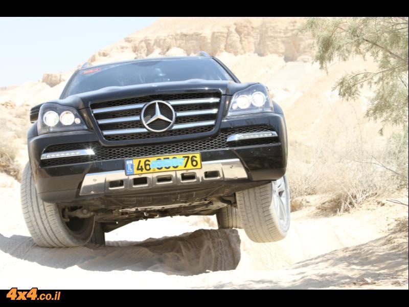 מרצדס Mercedes GL 350