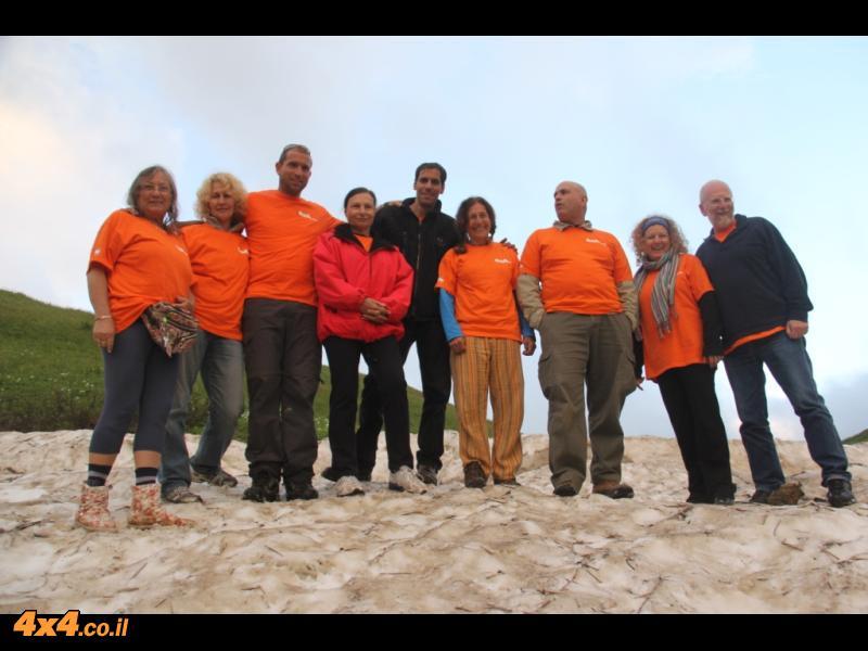 מטפסים ל 2,750 מטרים