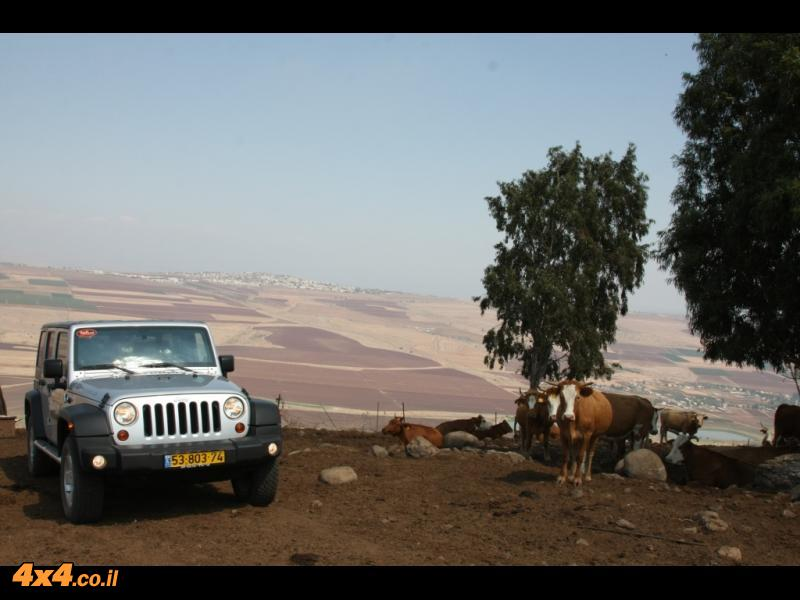 קצת תמונות שצולמו במסלול טיול שביצע עופר אוגש: