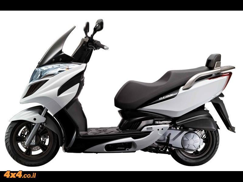 קטנועים - 2 דגמים חדשים למותג הקטנועים קימקו