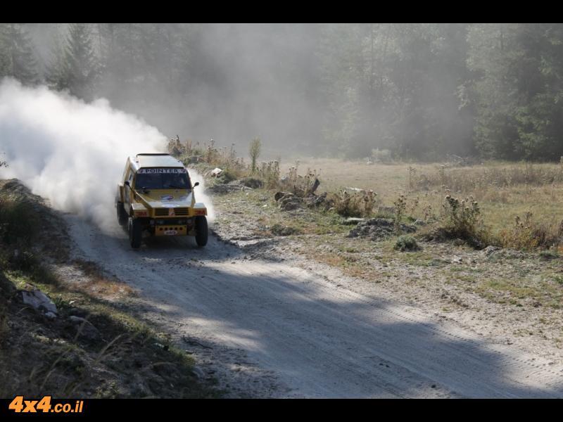מרוץ ראלי בלקן 2012 Balkan Marathon Rally - סיכום 10/9/12