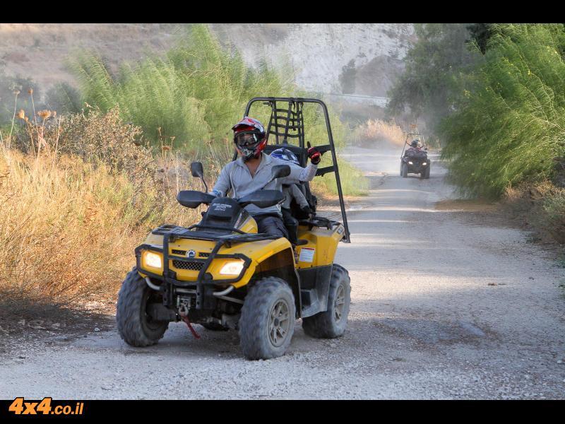 מהר שאול דרך גדעונה חזרה בעמק לבית השיטה